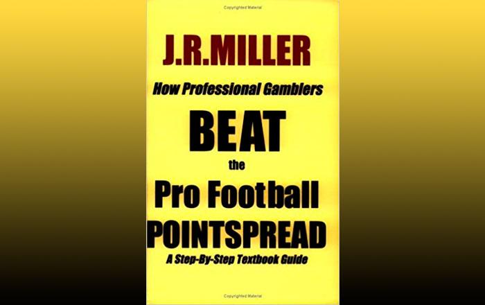 """Одна из самых нашумевших книг в беттинге - """"Как бить линию"""" Миллера"""