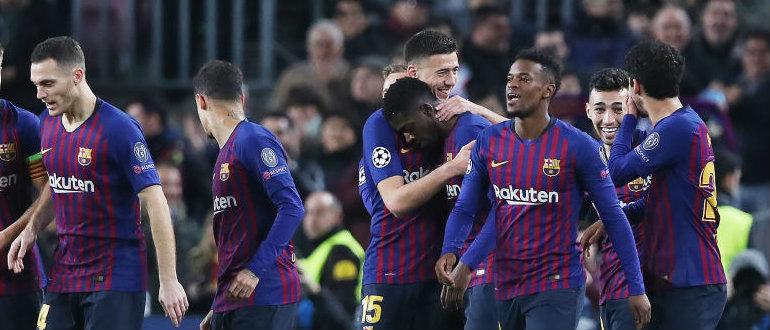 Лига чемпионов 2018/19: итоги группового этапа