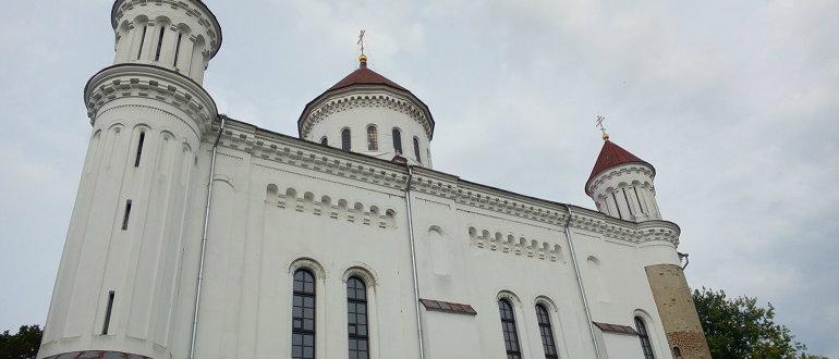 Футбольный Вильнюс: поездка на матч отбора Евро-2020