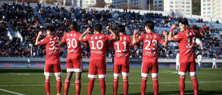 Корейская К-лига: на старт, внимание, марш!